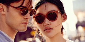 Outtake from the Warby Parker Summer '15 campaign.