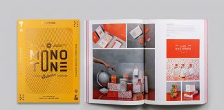 Palette 07: Monotone – New Single-Colour Graphics – Victionary book publishing.