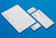 Brand development by Estudi Walabi for the children's occupational therapy center seven senses.