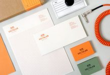 Brand identity and stationery system.