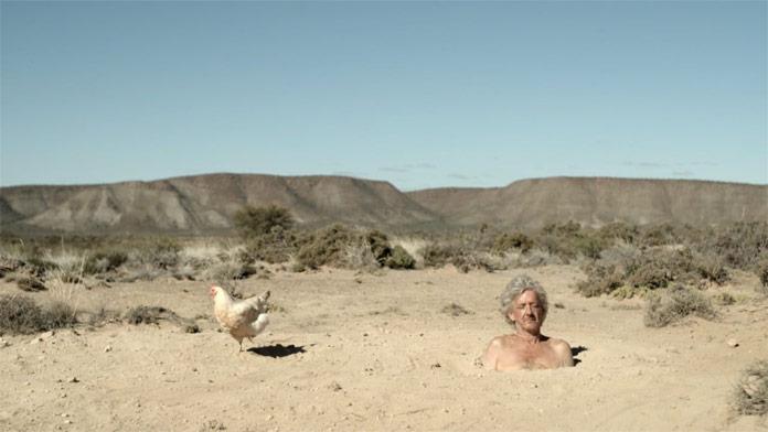 Lina and Leo, a short film by Yolande Botha.