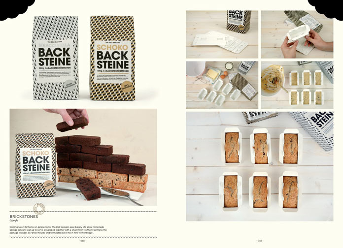 How to create the right packaging - Brick Stones by Korefe.