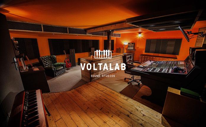 The Voltalab Sound Studios.
