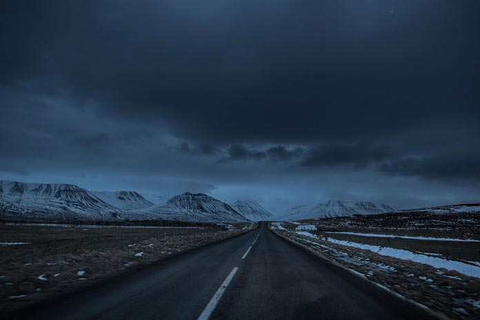 The land of ice and snow – photo by Xavier Portela.