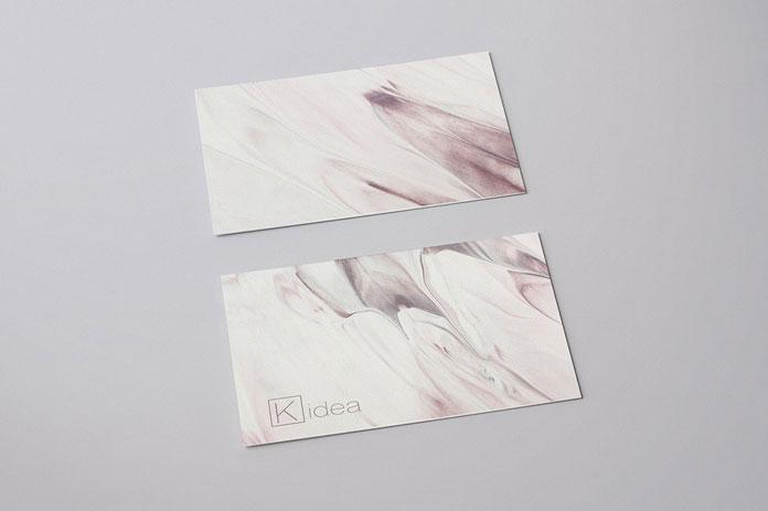 Eleganz business cards.