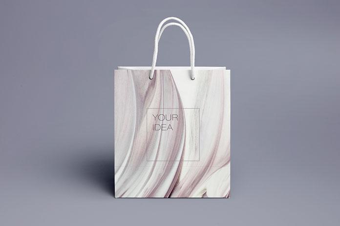 Unique packaging design.
