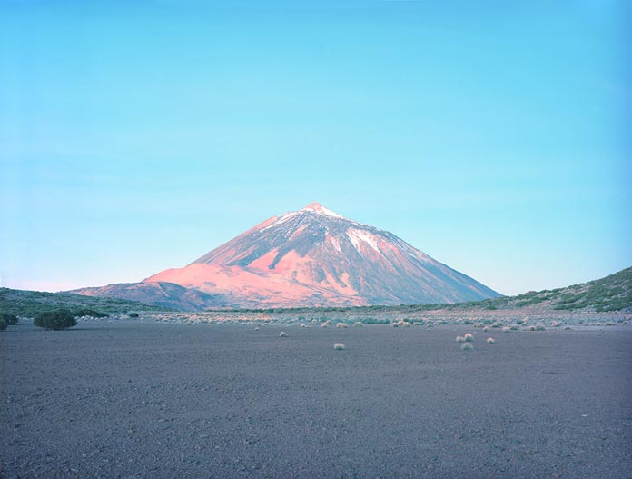 Mount Teide, a volcano on Tenerife in the Canary Islands, Spain.