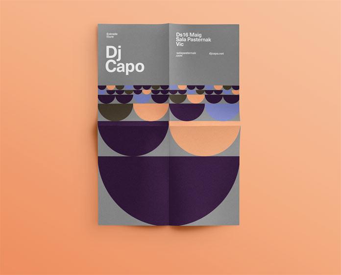 DJ Capo poster.