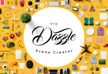 Dazzle - Scene Creator Bundle from ZippyPixels.