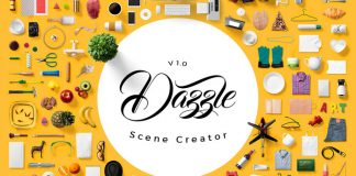 Dazzle - Scene Creator Bundle from ZippyPixels.