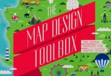 The Map Design Toolbox – Time-Saving Templates for Graphic Design.