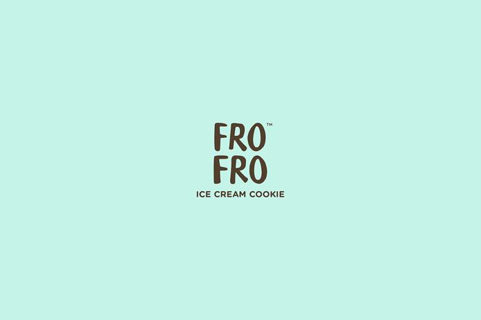 FRO FRO™ – Logo development by studio Bravo.