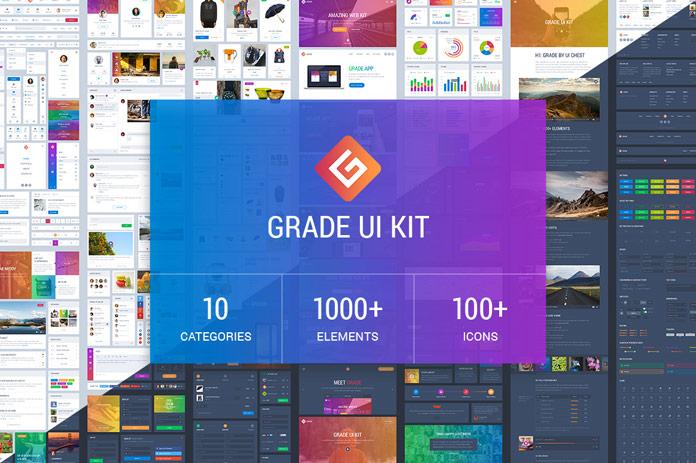 Grade UI Kit.