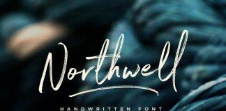 Northwell font by Sam Parrett.