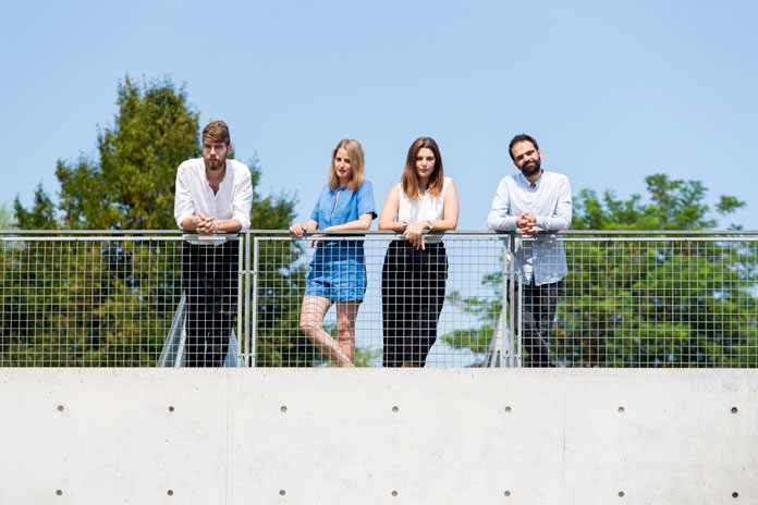 The Fabrica team.