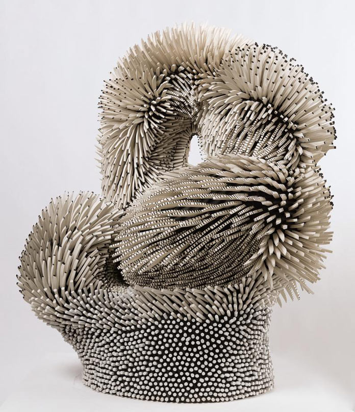 Zemer Peled At Mark Moore Gallery