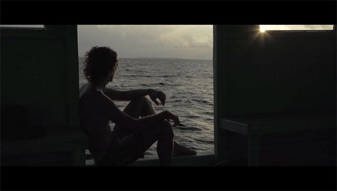 Last scene of the short film.