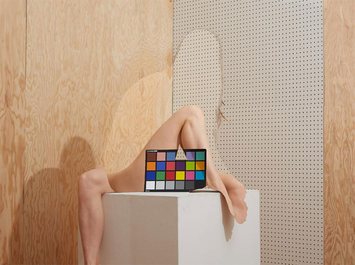 Color checker - artwork by Bill Durgin.