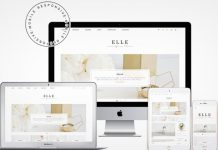 Elle - Wordpress Theme