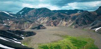 Iceland drone views by Vadim Sherbakov and Ludmila Tregub.