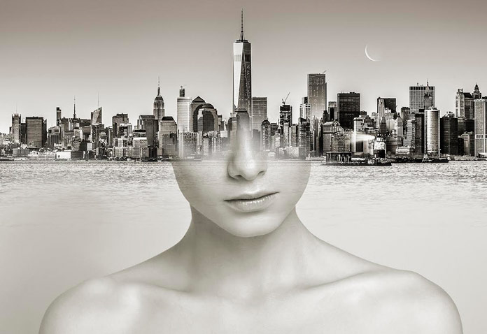 New York City On My Mind, a fine art print by Antonio Mora.