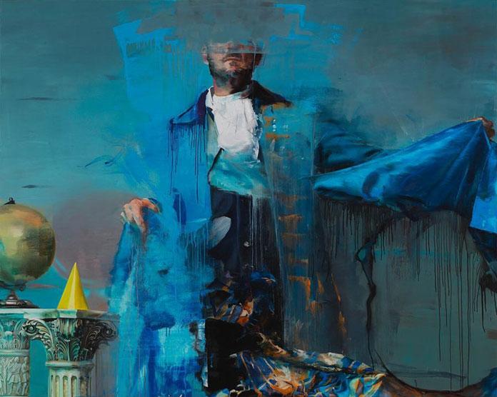 The Perils of Infinite Promise – artwork by painter Conor Harrington