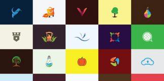 Golden ratio logos.