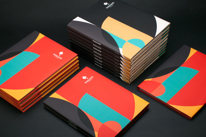 Minerva – Parkside brand development project by The Design Surgery.