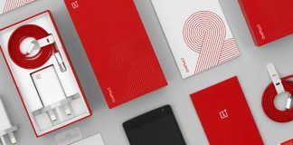 OnePlus 2 smartphone packaging by Mash Creative.