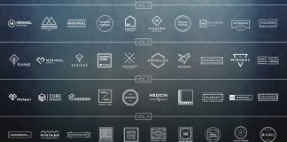 1000 Logos and Badges