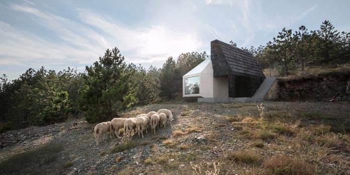 Located on the slope of Mount Maljen in western Serbia, near the tourist resort Divčibare.