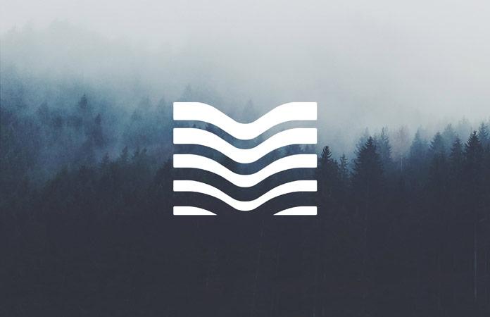Inverted white logo version.