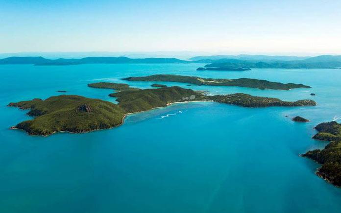Hamilton Island.