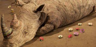 Hitotsuyama Studio – textured animal sculptures.