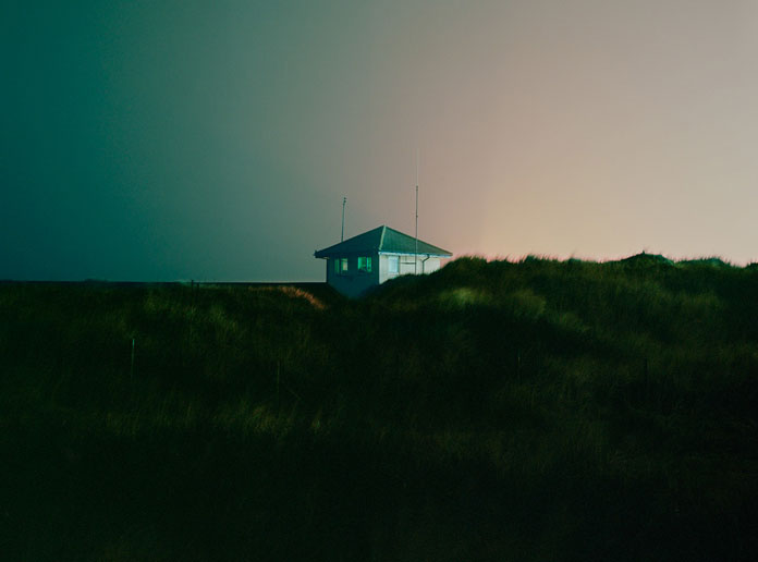 Moonlight photo series by Paul Thompson.