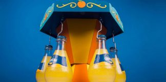 Orangina – Shake of the month