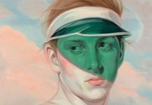Portraits by Kris Knight.