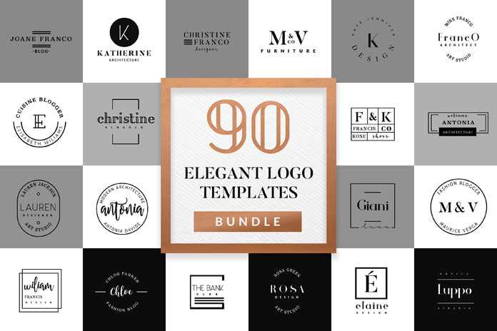 Logo pack from Graphic Dash.
