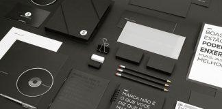 Saad Branding+Design – identity redesign.