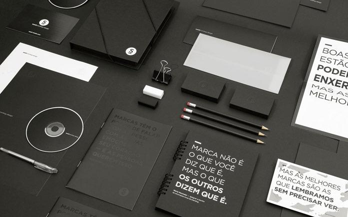 Saad Branding+Design – Rebrand Project