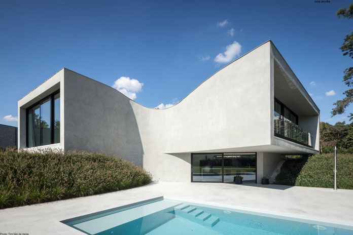 Villa MQ by Office O Architects.