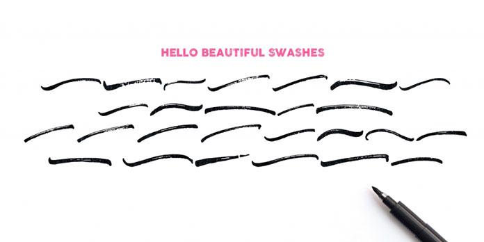 Swashes.