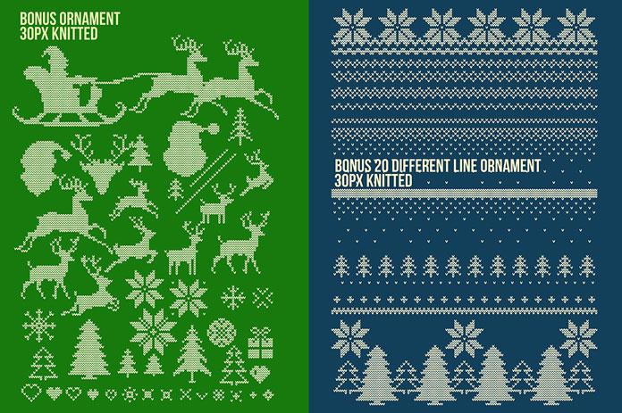 Bonus ornaments.