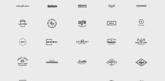55 logo templates.
