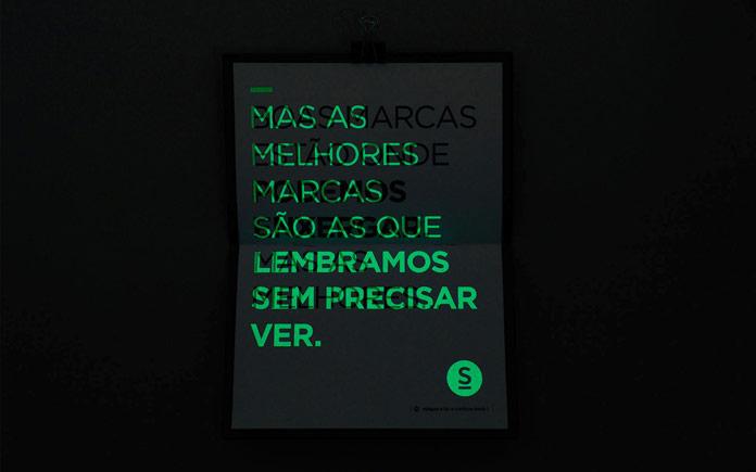 Typographic design.