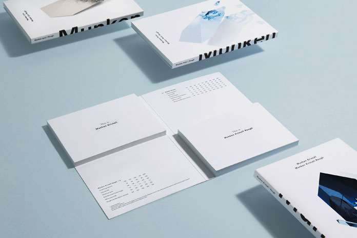 Munken Design collection – swatchbook.