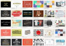 November Big Bundle – 88 fantastic design products from Creative Market.