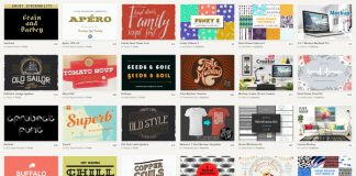 November Big Bundle – 88 fantastic design products from Creative Market.