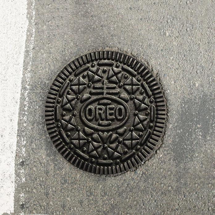 Oreo Street Cookie