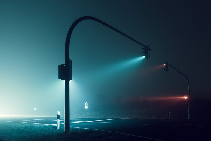 At Night photography by Andreas Levers.